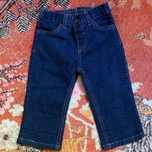 Lucky Brand baby jeans